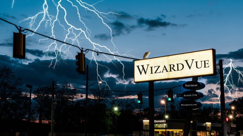 Accio, Harry Potter fans: Bellevue is transfiguring into WizardVue this weekend