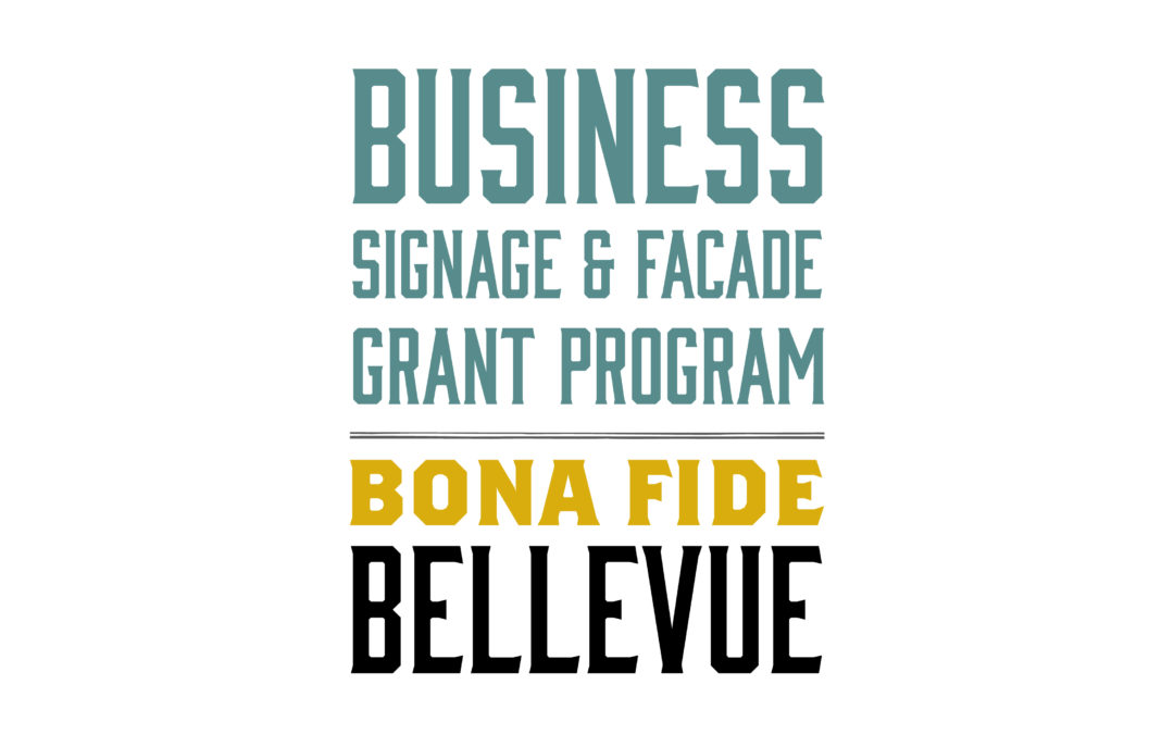 Bellevue Signage Program – Apply Now!