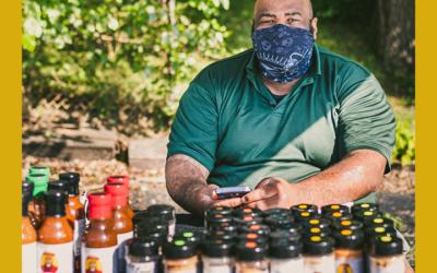 Vendor Spotlight – Uncle Jammy's Sauces