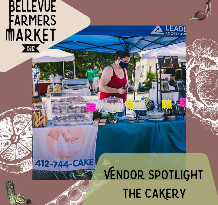 Vendor Spotlight – The Cakery