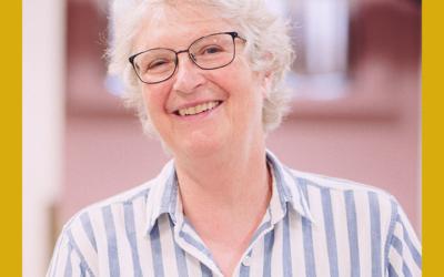 Volunteer Spotlight – Mary Gallagher