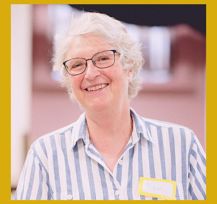 Volunteer Spotlight - Mary Gallagher