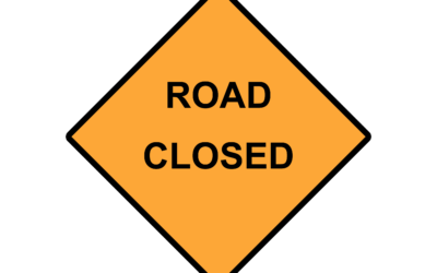 Teece Ave Closed On Market Days from 2-8 PM
