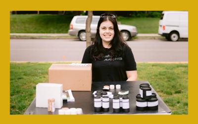 Vendor Spotlight – Compostable Artifacts