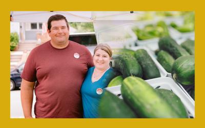 Vendor Spotlight – Haffey Family Farm