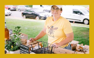 Vendor Spotlight – Hughes Apiaries & Knee Hive Beekeeping