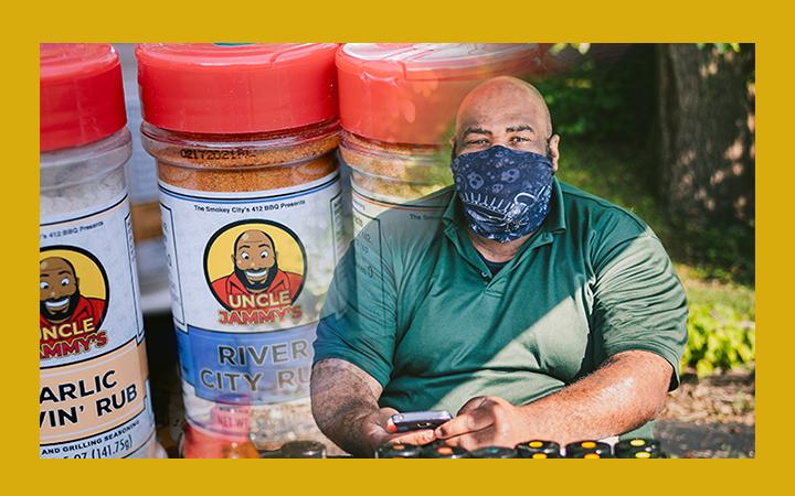 Vendor Spotlight - Uncle Jammys Sauces