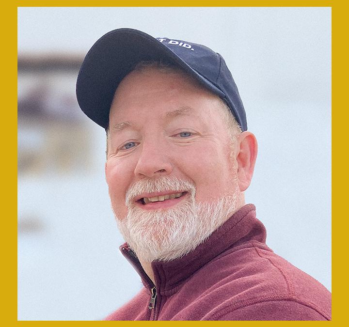 Volunteer Spotlight – Greg Shoemaker