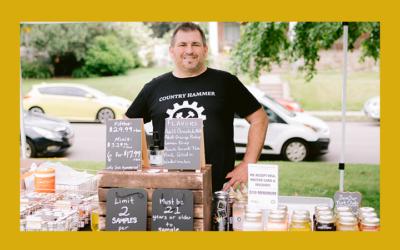 Vendor Spotlight – Country Hammer Moonshine