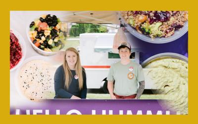 Vendor Spotlight – Hello Hummus