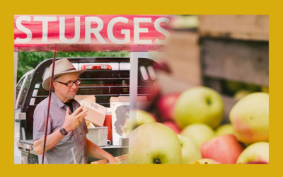 Vendor Spotlight – Sturges Orchards and Farm Market