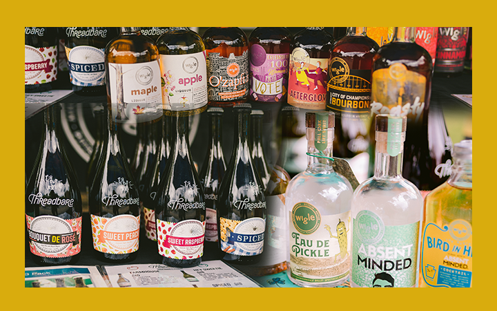 Vendor Spotlight – Wigle Whiskey and Threadbare Cider