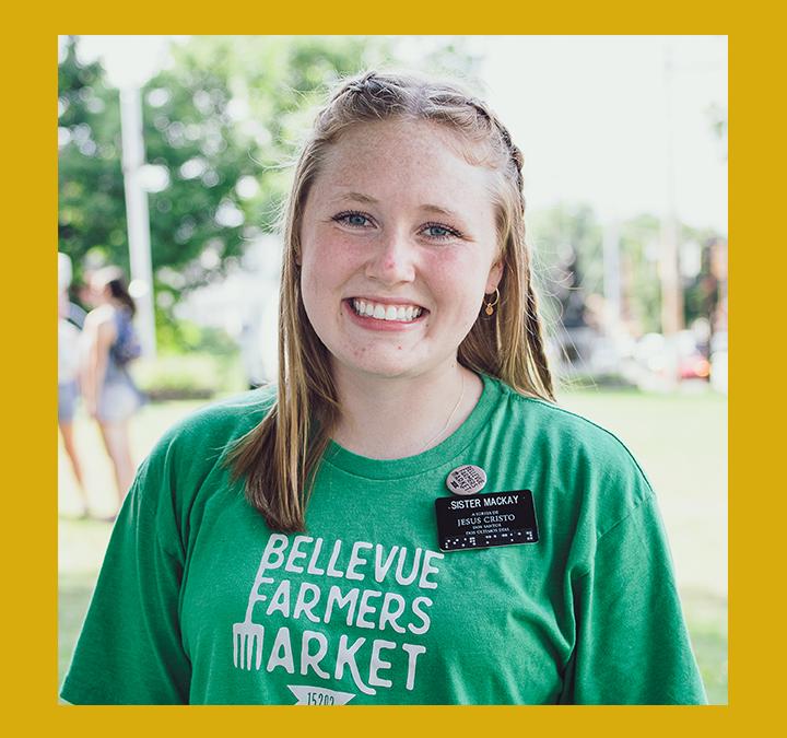 Volunteer Spotlight – Sister Anna MacKay