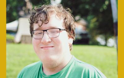Volunteer Spotlight – Liam Shoemaker