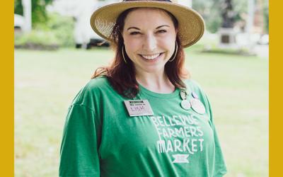 Volunteer Spotlight – Lish Templeton